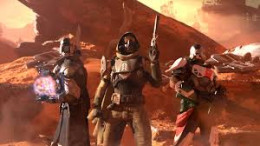 the three classes in destiny