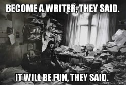 8 Problems Only Writers Will Understand