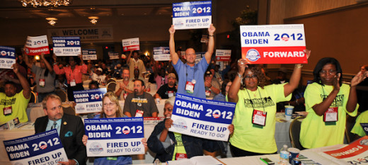 "Postal Workers were all ""fired up"" for Obama in 2012, but has the President doused these flames of passion by supporting Donahoe's dismantling of the postal service?"