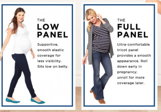 Get your friend a couple of pairs of Old Navy maternity jeans (or a gift card), and she will love you forever.