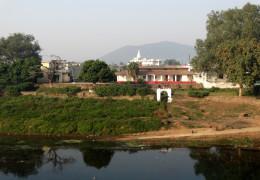 Mandakini at Chitrakoot Dham 2