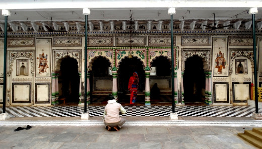 Ratneswar Rama temple 3