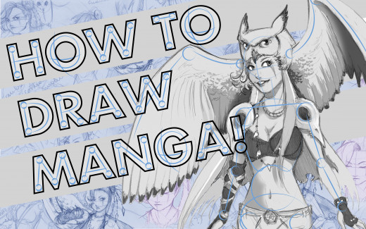 Learn to Draw Manga!