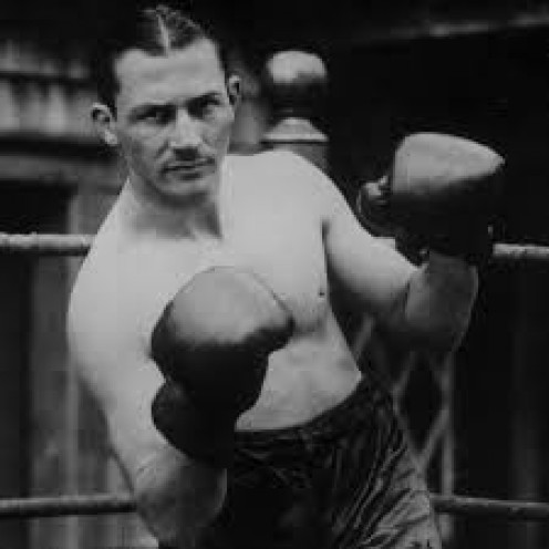 Benny Leonard is one of the best and hardest punching lightweight champions in boxing history. He was as adept on the inside as he was boxing from a distance.