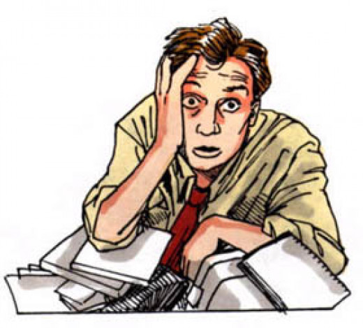 The stress related to instability that comes with freelancing is a major drawback