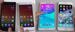 The Best Big Screen Smartphones, 2015.