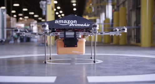 Amazon Prime Air, Press Release