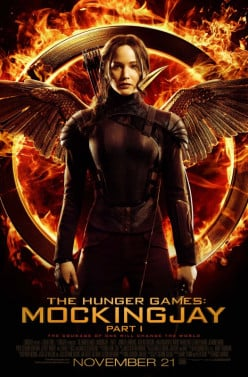 New Review: The Hunger Games: Mockingjay - Part 1