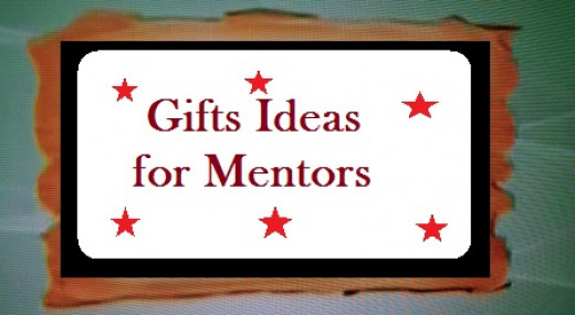 Good Gifts Ideas for Mentor