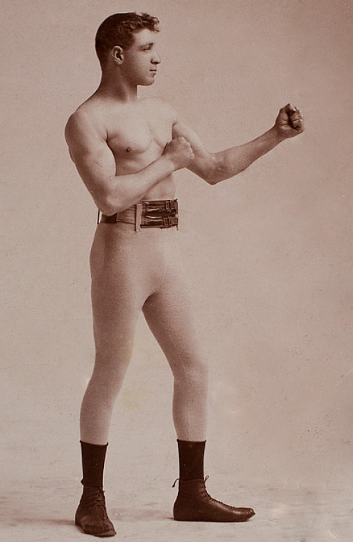 Jack Britton was a fierce competitor who always gave his all inside the squared circle. Britton won the 147 pound championship three times.