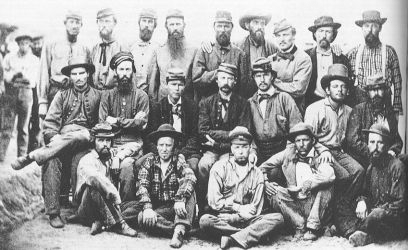 Captured Confederate soldiers