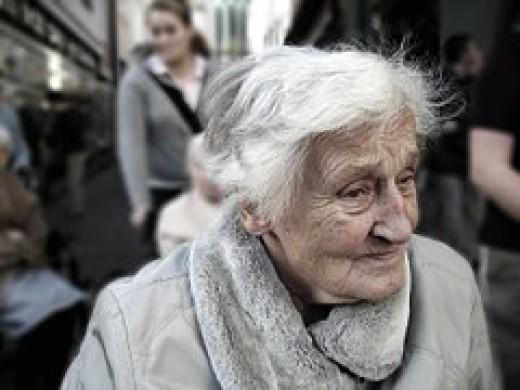 the elderly?