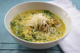 Believe me when you taste my healthy version of this Italian wedding soup the next time you try to make it this will be your go to recipe.
