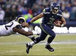 Seattle Seahawks QB Russell Wilson
