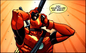 Deadpool is disappointed with the how the movies are going.