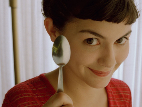 Image from the film Amélie (2001)