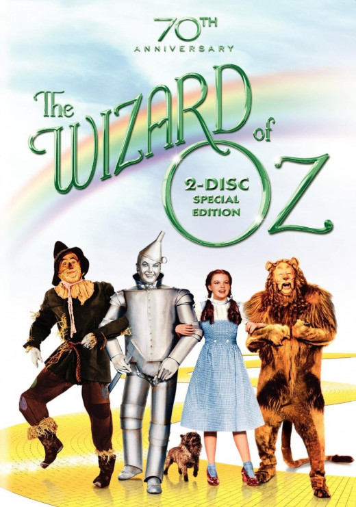 The Wizard of Oz Two-Disc Special Edition DVD