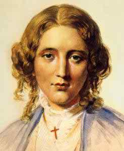 Harriet Beecher Stowe author of Uncle Tom's Cabin