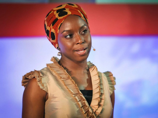 Author Chimamanda Adichie speaks about the danger of the single story