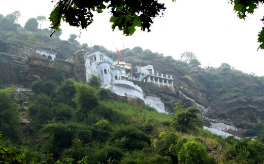 The Temples on the hill 2