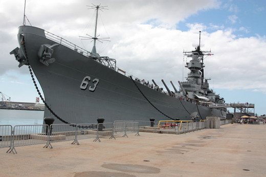 USS Missouri Museum