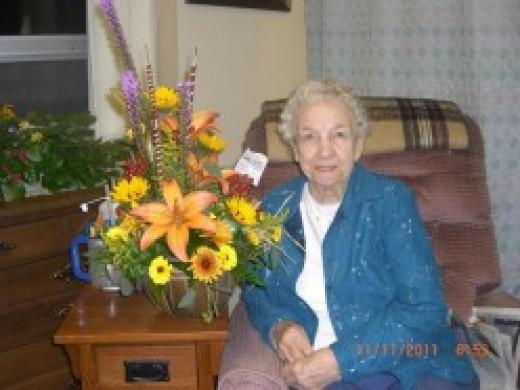 Grandma at 95