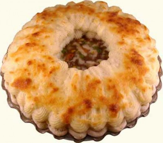 Irish Shepherds' Pie