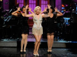 Lady Gaga on SNL