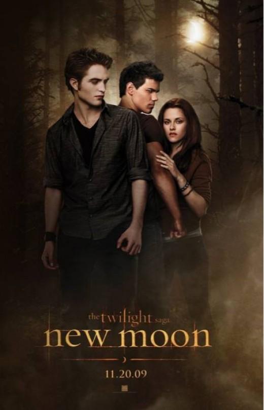 Twilight New Moon Poster