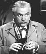 Nigel Bruce as Dr Watson