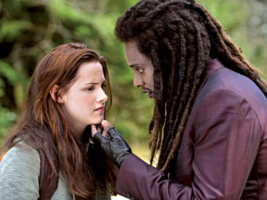 Bella Attacked By Laurent In The Twilight: New Moon