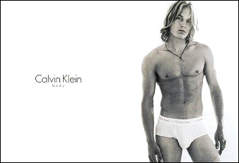 Yes I want his Calvins!