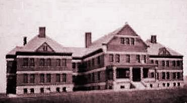 Canton Indian Insane Asylum in Canton, South Dakota