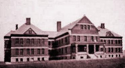 Canton Indian Insane Asylum