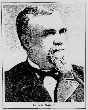 First Administrator for the Hiawatha Asylum