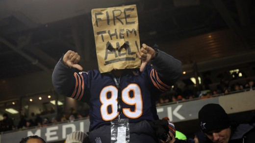 Many Chicago Bears fans feel the same way