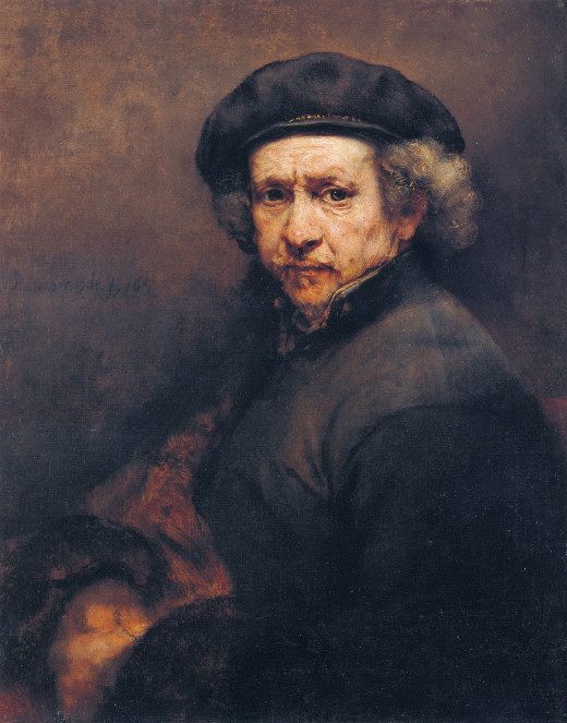 Self-portrait (1659)