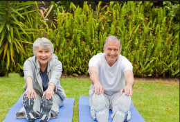 Regular exercise to keep yourself healthy and fit