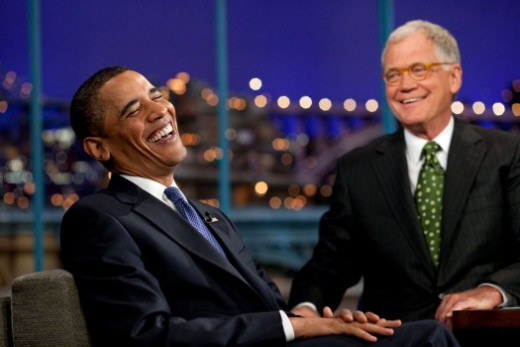 Late Night television is nothing new for Obama, who has appeared on Letterman and Leno in the past