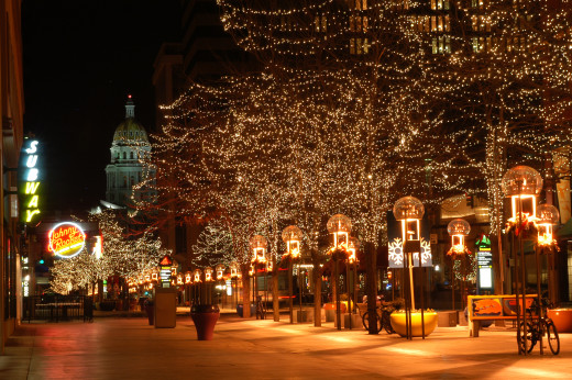 Downtown Denver - 16th Street Mall