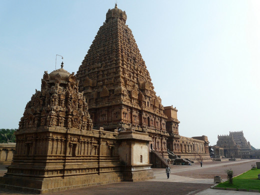 Big Temple of Thanjavur
