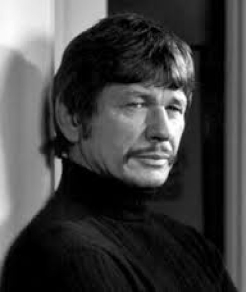 Bronson had a certain look that made him draw audiences in with just a look
