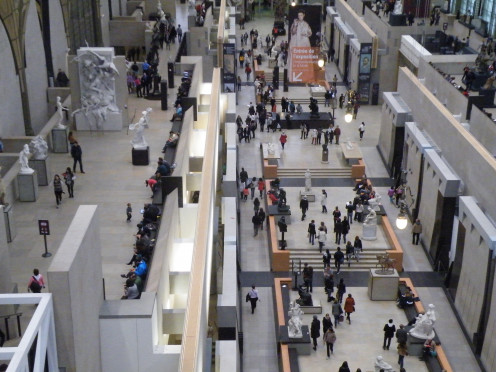 D Orsay Museum