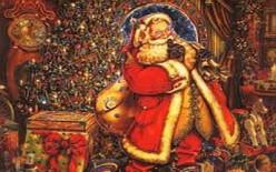 A Christmas Bedtime Story - Santa's Letter