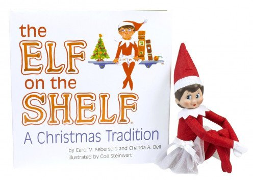 The Elf on the Shelf: A Christmas Tradition is undoubtedly one of the hottest items available.