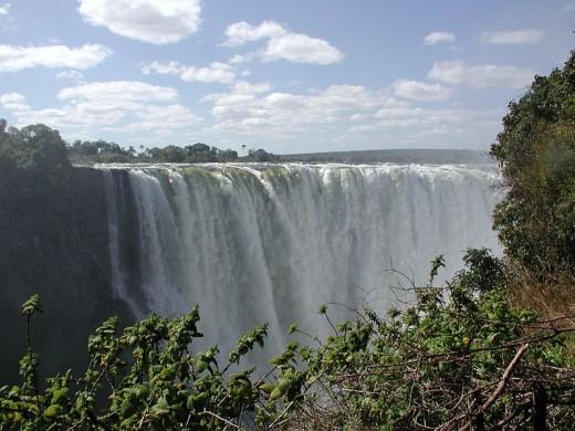 Victoria Falls (Mosi oa Tunya)