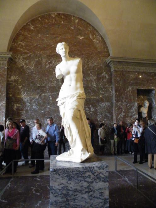 Venus, Le Louvre