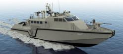 U.S. Navy's Mark VI Coastal Command Patrol Boat