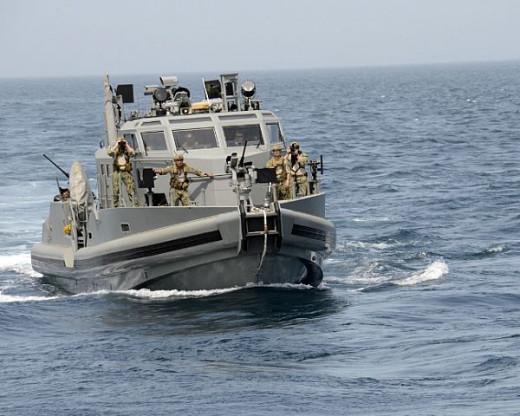 Coastal Command Boat