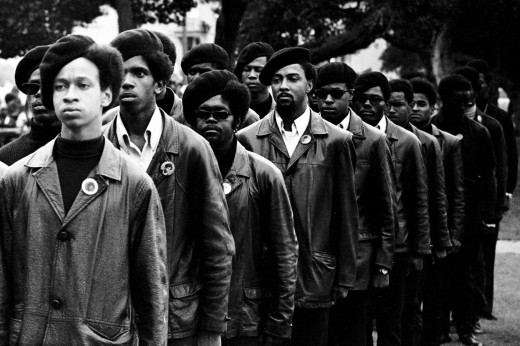 Generations of Civil Rights leaders, from Fredrick Douglas to the Black Panther PArty (pictured above) fought against structural racism in America.